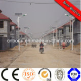 100 vatios calle solar del LED fábrica de luz directa Ce certificación CCC exteriores LED luz de calle