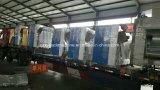Máquina de costura Semi-Auto vendedora superior para los rectángulos acanalados del cartón