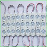 El módulo superventas de la inyección del LED 12V 1.44W SMD2835 con la lente