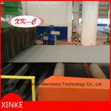Automatischer Durchlauf durch Typen Stahlplatten-Granaliengebläse-Maschine und Farbanstrich-Zeile