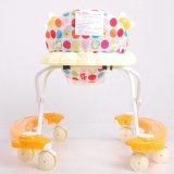 Exportation pliable de marcheur de bébé de jouet de canard de musique de Chine