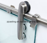 Elegante Art-Glasschiebetür-Befestigungsteil-Installationssatz (LS-SDG 604)