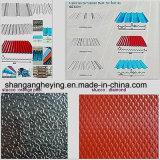 Тонколистовая сталь высокопрочного цвета толя Gi/PPGI Coated