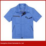 Uniforme de fábrica Guangzhou OEM barato de Trabajo Fabricante (W106)