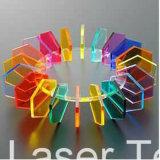 De Machine van de Gravure van de Laser van de scherpe Machine met Hoofd Twee