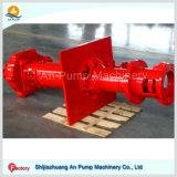 Pompe verticale de boue de carter de vidange du SP de grande capacité d'extraction de l'or de la Chine (r)