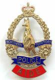 La polizia dura dello smalto Badges i distintivi militari di Pin