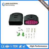 varón 14p y conector impermeable femenino 1j0973737 de la presión del aceite de VW