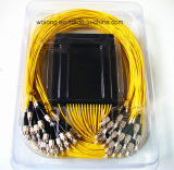 1X64 FCのパソコンOptical Fiber Splitter ABS Box