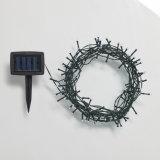 LEDの太陽エネルギー100 LEDsストリング装飾の豆電球