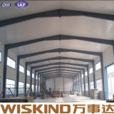공장 Supply Fast Build Large Span Warehouse 또는 Storage Steel Construction