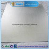 Plaque pure de molybdène d'approvisionnement direct d'usine avec la meilleure qualité de la Chine