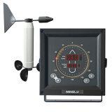 Anémomètre de haute résolution de vitesse du vent et de sens, anémomètre marin