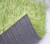 Prato inglese artificiale di sport dell'erba artificiale della corte di gioco del calcio (SP)