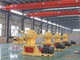Machine Zlg720 de pelletisation de déchet de bois à vendre par Hmbt