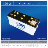 Acido al piombo con la batteria caricata asciutta JIS50 della batteria di Mf