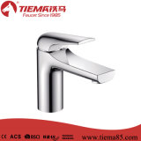 Robinet en laiton moderne de bassin de salle de bains de la qualité 35mm (ZS40303)