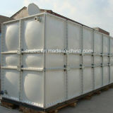 Réservoir d'eau modulaire de panneau de FRP GRP