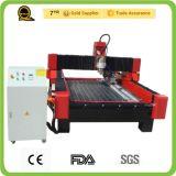 Router de pedra operacional elevado da máquina do CNC do trabalho de precisão