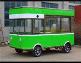 Электрический передвижной автомобиль кухни для варить еду из закусочных Sunch как мороженное, конфета, шоколад, попкорн, обломоки, Biscu, попкорн, донут, выпивает