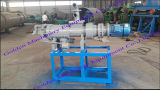 中国の家禽は肥料の固体液体の分離器の押出機機械に肥料をやる