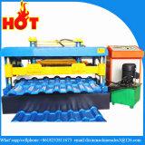 Feuille de toiture de tuile glacée par acier de toiture faisant la machine