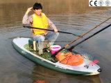 """Placa do Sup do ponto da gota de PVC/PVC Material/EVA/EVA Material/PVC para a venda (placa 10 ' 0 """" da pesca)"""