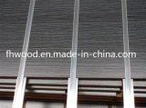 La melammina Grooved ha affrontato il MDF per mobilia o la decorazione