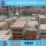 Bobina de placa 3003 1060 da liga de alumínio da isolação no padrão de ASTM