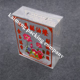 Volum Satz-faltbares Plastikgeschenk-Kasten-Kleinverpacken