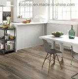 2.0mm木穀物の贅沢なビニールの床タイル