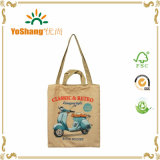 Ecoの友好的な偶然の方法綿織物のショルダー・バッグ