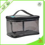 투명한 PVC 방수 여행 Eco 아름다움 화장품 부대