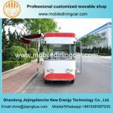 Новая миниая электрическая тележка еды с Ce и национальный патент в Китае