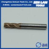 4 플루트 D1mm-D25mm CNC 기계로 가공을%s 단단한 탄화물 끝 선반