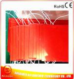 calefator 24V 160W da borracha de silicone do calefator do molde de 235*1130*1.5mm Composities