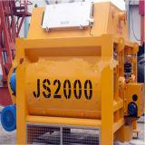 Mélangeur concret de qualité à vendre, mélangeur de colle obligatoire (Js2000)