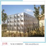 Tanque de água retangular do aço inoxidável da fábrica 304