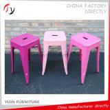 كرسيّ مختبر أثاث لازم قابل للتراكم [دين رووم] مأدبة معدن كرسي تثبيت ([تب-17])