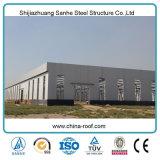 Edificio prefabricado de la estructura de acero de la luz del almacén del surtidor de China