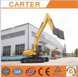 カーターCT220-8c (22Ton)の多機能の頑丈なクローラーバックホウの掘削機