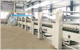 Chaîne de production à grande vitesse automatisée par Wj-3/5/7 de carton ondulé