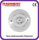 Détecteur Non-Addressable de fumée/chaleur avec le relais sorti/réinitialisation automatique (403-004)