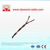 Rvs Kurbelgehäuse-Belüftung flexibler Zwilling-verdrehter elektrischer/elektrischer Strom-Kabel-Isolierdraht