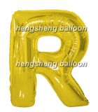 Воздушный шар алфавита партии (SL-S028)