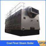 Caldaia a vapore infornata carbone con la certificazione del Ce