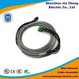 Conjunto de cabo do conector de fio de cobre