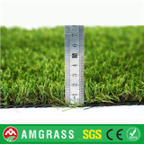 Prato inglese artificiale sembrante naturale che modific il terrenoare erba