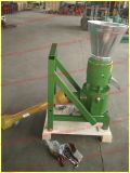 Управляемая Pto деревянная машина лепешки Mkl295 с типом окомкователем ролика Moving