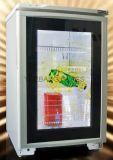 LCDのガラスドアのフリーザー